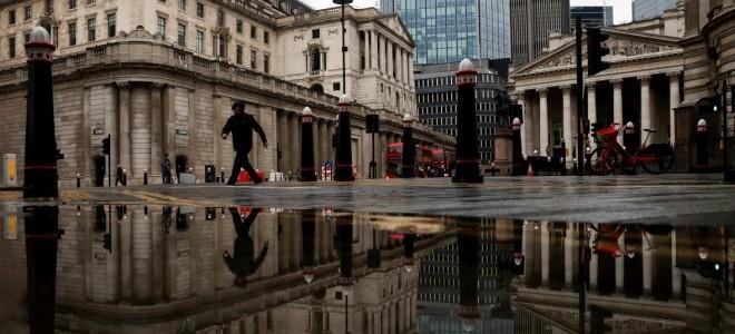 İngiltere'de enflasyon Şubat'ta yüzde 0,4'e geriledi
