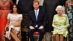 Kraliçe'den Harry ve Meghan'a zeytin dalı: Bizzat görüşecek