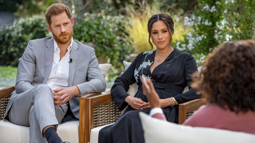 Ailesini eleştiren Prens Harry iş buldu