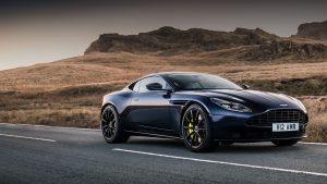 Aston Martin'den flaş 2030 açıklaması geldi
