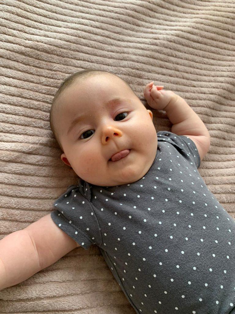 SMA patient baby Deren awaiting support from UK