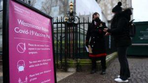 İngiltere'de can kaybı 125 bini aştı