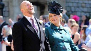 Kraliçe Elizabeth'in torunu Zara Tindall, evinin banyosunda doğum yaptı