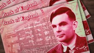 İngiltere, 'Alan Turing'li yeni 50 poundluk banknotu tedavüle sokuyor