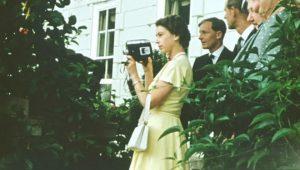 Kraliçe'nin daha önce görülmemiş fotoğrafları
