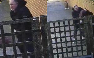 Stamford Hill'de hamile kadının kafasına yastık kılıfı atıp yumruklayan saldırgan aranıyor