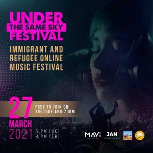 Göçmen ve mülteci müzisyenler 27 Mart'ta buluşuyor
