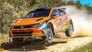 Kıbrıslı Türk rallici, Volkswagen'in resmi hesabında