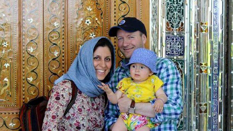 Nazanin Zaghari serbest bırakıldı