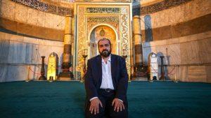 Mehmet Boynukalın: Ayasofya Camii baş imamı görevini bıraktığını açıkladı