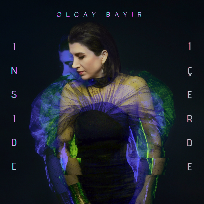 Olcay Bayır'ın yeni albümü 'İçerde' dijital platformda