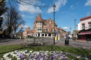 Winchmore Hill voted one of the best places to live this year