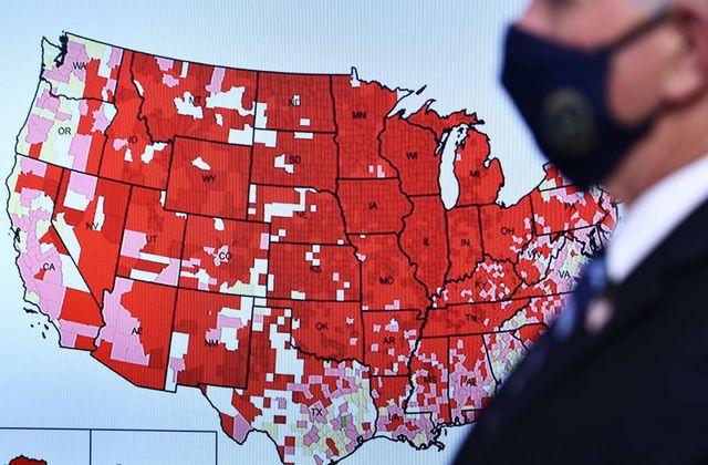 İngiltere varyantlı virüs, ABD'deki en yaygın tür oldu