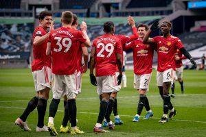 Manchester United, Tottenham'ı 3-1 mağlup etti