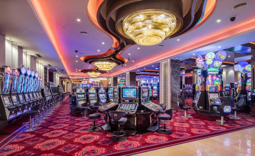 TC-KKTC 2021 Yılı Eylem Planı'na göre, KKTC casinolarının vergisi artırıldı