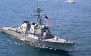 ABD savaş gemileri Karadeniz'e girmeyecek