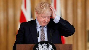 Lüks tadilat Johnson'ın başına bela oldu: Muhafazakar bağışcı masrafları karşılamış