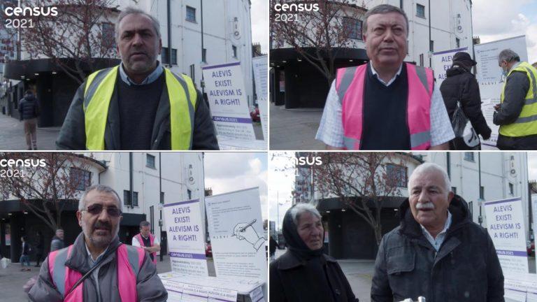 BAF, stant kurarak İngiltere Census için katılım çağrısında bulundu