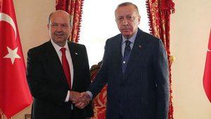 Ersin Tatar, 5+BM toplantısı öncesi Erdoğan ile görüşecek