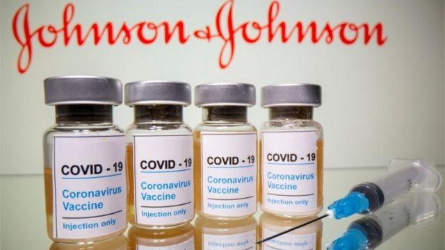 Pıhtılaşma vakaları nedeniyle Johnson & Johnson aşısının yapılması durduruldu