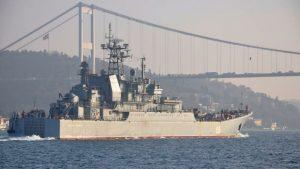 ABD, Karadeniz'e savaş gemisi göndermeyi düşünüyor