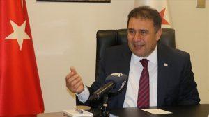 KKTC Başbakanı Saner: Yasal düzenlemeler yapılarak Kur'an kurslara devam edilecek