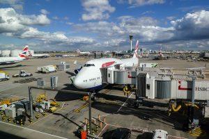Heathrow Havalimanı'nın yolcu sayısı martta yüzde 83 azaldı