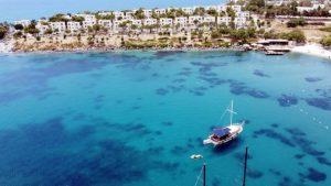 'Covid'siz ada' projesi hayata geçirildi