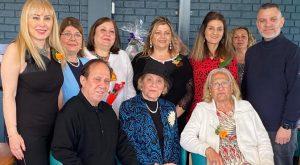 Limasollular Derneği UK 'Anneler Gününü' kutladı