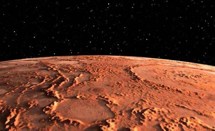 Bilim insanlarından 'Mars Vebası' için uyarı geldi