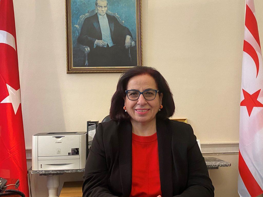 Representative Tuncalı shares her Eid Message