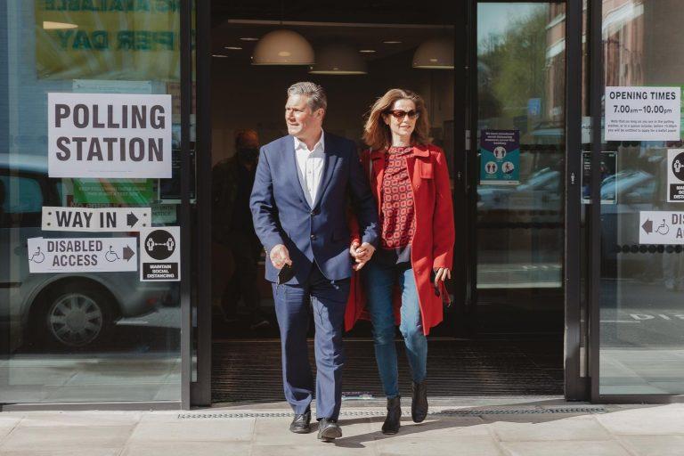 Polls show Starmer's leadership ratings now worse than Corbyn's
