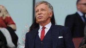 Stan Kroenke Arsenal'i satıyor