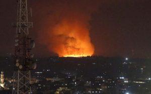 İsrail-Filistin: İsrail'in Gazze'ye hava saldırılarında en az 24 kişi öldü