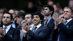 Şeyh Mansour'dan Manchester City taraftarına Şampiyonlar Ligi jesti