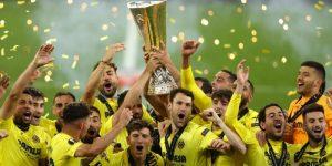 UEFA Avrupa Ligi'nde kupa sahibini buldu