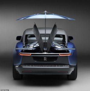 Dünyanın en pahalı otomobili tam 20 milyon sterlin