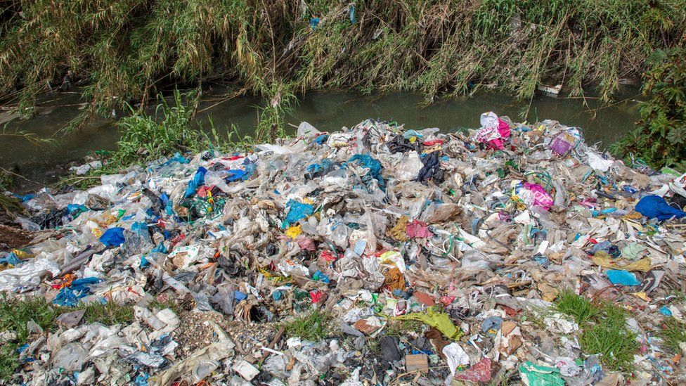 Greenpeace: UK plastic waste being dumped and burned in Turkey