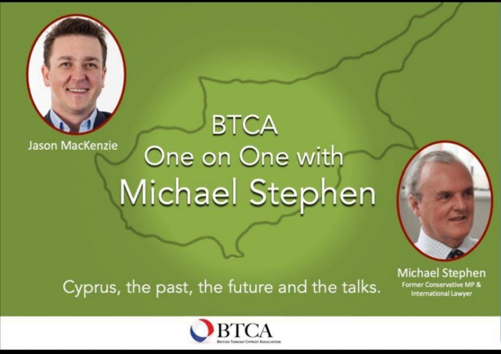 BTCA'nin düzenlediği seminerde Kıbrıs sorunu değerlendirildi