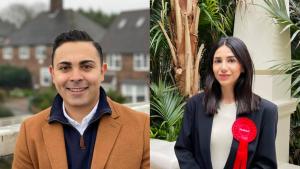 İki Türk kökenli genç belediye meclis üyesi olarak seçildi