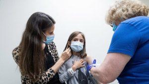 FDA'dan Pfizer-BioNTech aşısı için 12 yaşa kadar onay