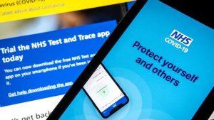 İngiltere'de Ulusal Sağlık Hizmeti'nin telefon uygulaması aşı sertifikası olacak