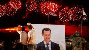 Esad yüzde 95'le 4. kez zafer ilan etti