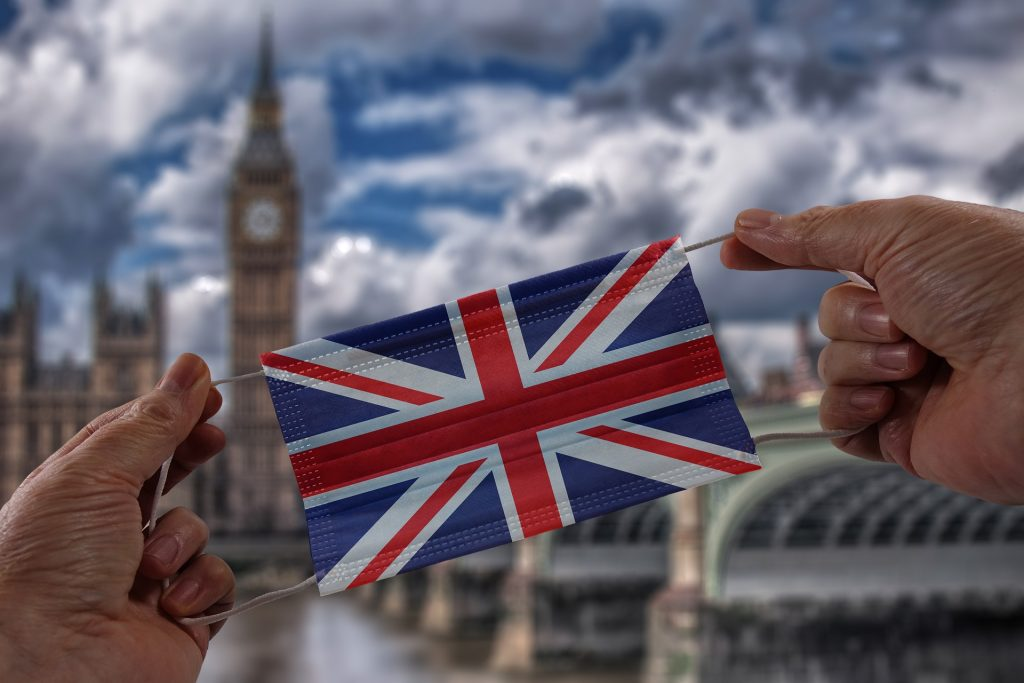 UK Winter Covid 'Plan B' revealed