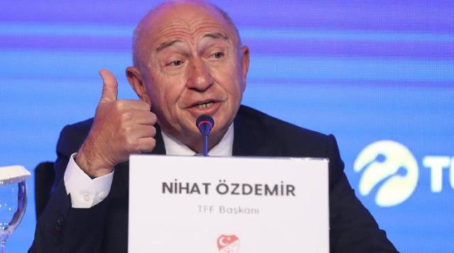 TFF Başkanı, finali İstanbul'da oynamak istemeyen İngilizlere ateş püskürdü: Kuzu kuzu gelip oynayacaklar
