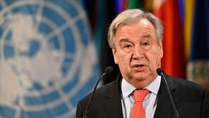 BM'nin insani yardımlar ofisinin başına art arda 5. kez İngiliz diplomat getirildi