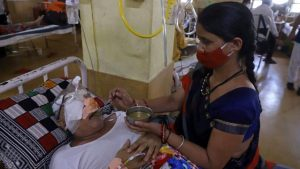 Hindistan'da 9000'e yakın mukormikoz vakası görüldü