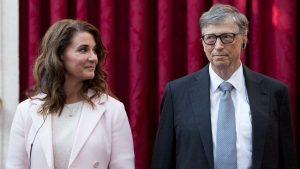 Gates çiftinin boşanma süreci ortaya çıktı: Melinda Gates geceliği 130 bin dolar'lık adaya kaçmış