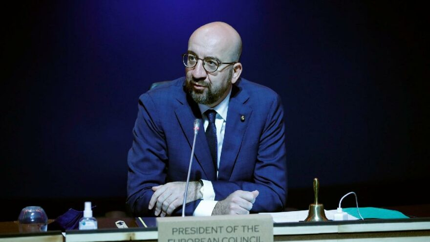 AB Konseyi Başkanı Michel: Aşı patenti için görüşmeye hazırız