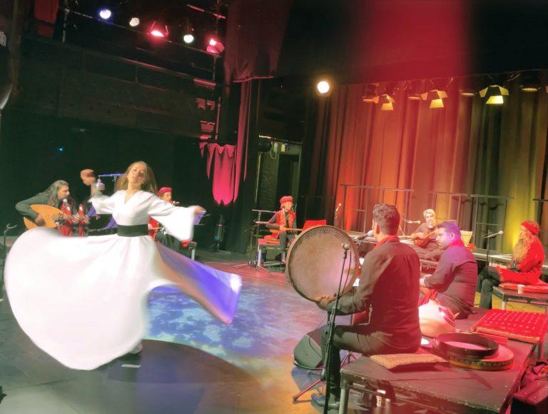 Online Sufi müzik konseri